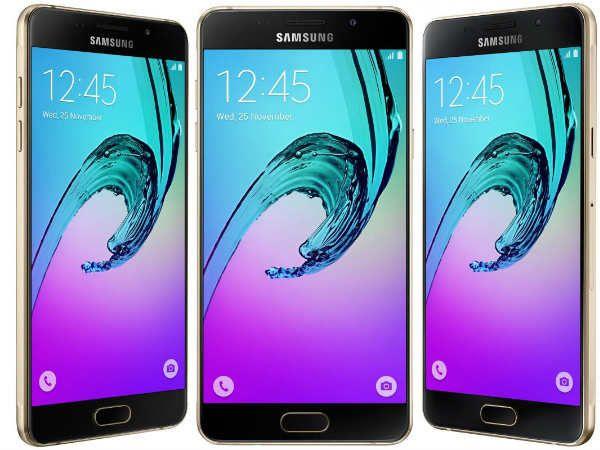 Новые смартфоны Samsung 2017 года и их характеристики