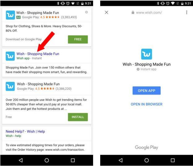 Как сделать поиск по на андроид