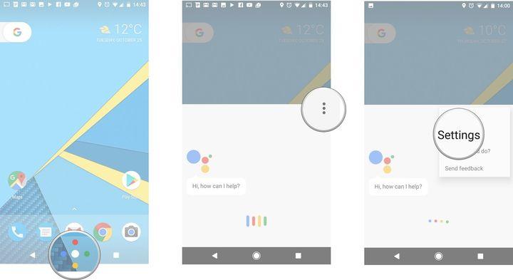 Как установить и настроить Google Assistant