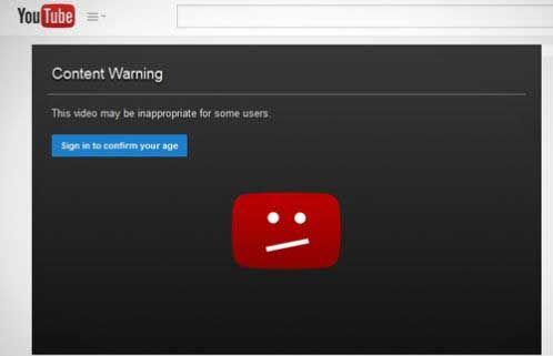 Как заблокировать видео для взрослых на YouTube и сделать его безопасным для детейКак заблокировать видео для взрослых на YouTube и сделать его безопасным для детей