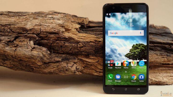 Asus Zenfone 3 Zoom ZE553KL 64GB обзор смартфона