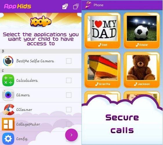 Как настроить Android смартфон для ребенка