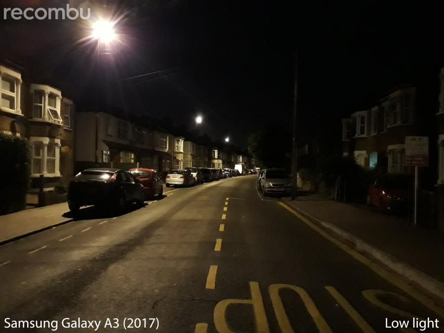 Samsung Galaxy A3 2017 SM A320F обзор камеры: примеры фото и видео