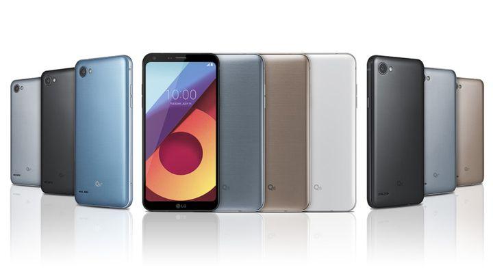 LG Q6 официально представлен - мини версия LG G6