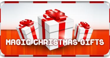 Обзор игры Magic Christmas Gifts