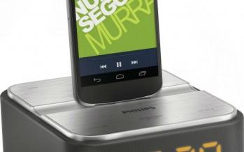 Philips АС AS130 — док-станция для смартфонов Android и Apple