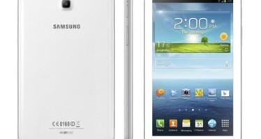 Samsung Galaxy Tab 3 Lite официально представлен публике