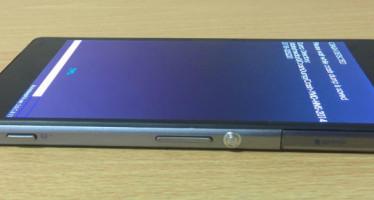 Первые фото Sony Xperia D6503 и новая информация