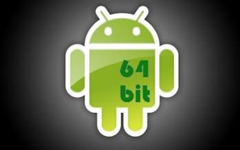 Android 4.4 KitKat официально переведен на 64-битную архитектуру
