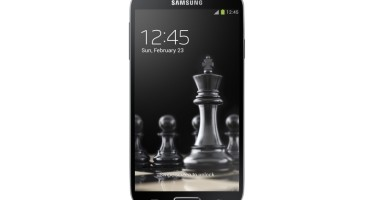 Samsung GALAXY Black Edition: новый дизайнерский смартфон