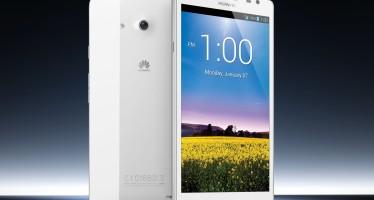 Стала известна цена Huawei Ascend Mate 2