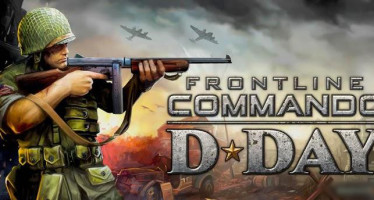 Обзор игры FRONTLINE COMMANDO: D-DAY