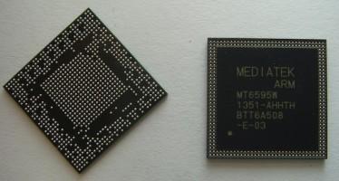 Новейшая модификация 8 ядерного процессора от Mediatek