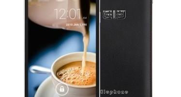 Elephone P9 Water — мощный и недорогой смартфон
