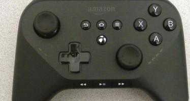 Amazon представил контроллер своей будущей консоли на Андроид