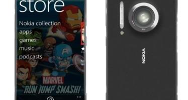Окончательный дизайн Nokia Lumia 1820