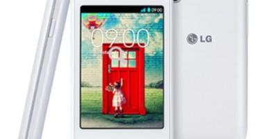 Официальные характеристики о LG L35