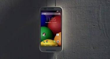 Доступность и цена Motorola Moto E в магазинах