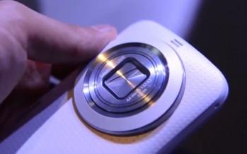 Samsung Galaxy K Zoom: небольшой видеообзор
