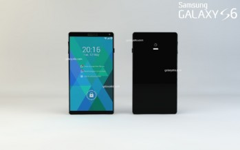 Долгожданная новинка Samsung Galaxy S6