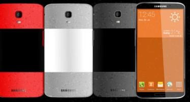 Новый взгляд на дизайн Samsung Galaxy Note 4