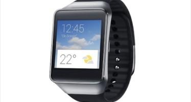 Умные часы Samsung Gear Live скоро в продаже
