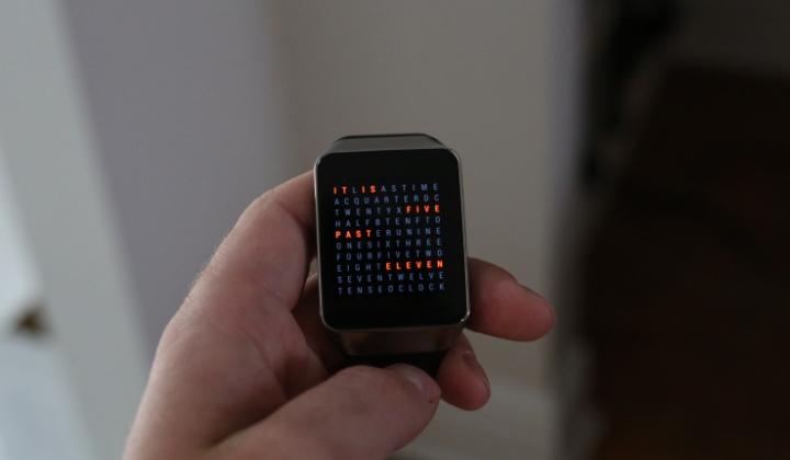 Часы Android Wear