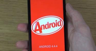 Обновление Android 4.4.4 KitKat для Motorola Moto G