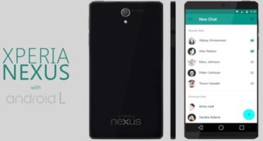 Sony Xperia Nexus на Android L: успех ли это?