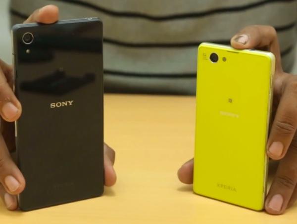 Sony-Xperia-Z2-vs-Z1-Compact-