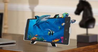 Estar Takee 1: неизвестный голографический смартфон с 3D проекцией