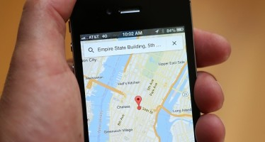 Обзор Google Maps для велосипедистов