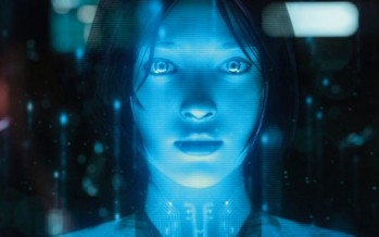 Голосовой помощник Cortana (аналог Siri) для Windows 9