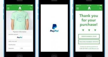 PayPal — Мобильные платежи в одно касание для Android и iOS