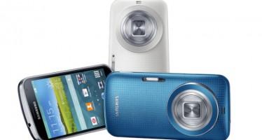 Обзор камер Sony Xperia Z2 и Samsung Galaxy K Zoom
