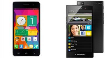 Сравнение Micromax Unite 2 и BlackBerry Z3