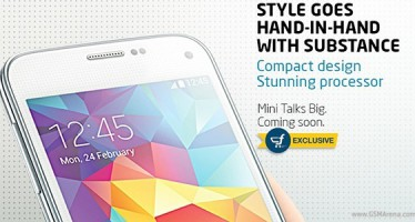 Эксклюзивная продажа Samsung Galaxy S5 mini через Flipkart