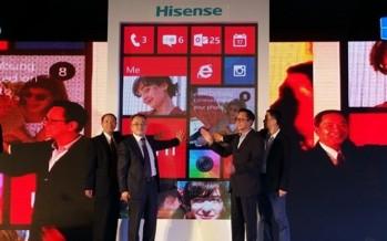 HiSense Nana: первый Dual SIM смартфон на Windows 8.1