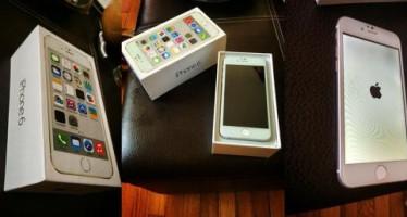 Новые фотографии iPhone 6