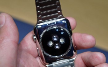 Apple iWatch: автоблокировка на случай кражи и Find My Apple Watch