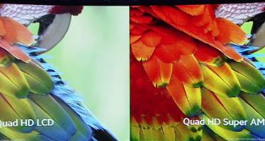 Samsung Galaxy Note 4 обладатель лучшего AMOLED экрана