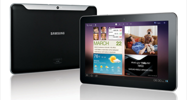 Galaxy Tab 10.1 — новая модель планшета от Samsung