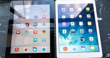 Россия встречает новые модели iPad Air 2 и iPad mini 3!