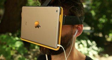 Apple интересуется VR-технологией.