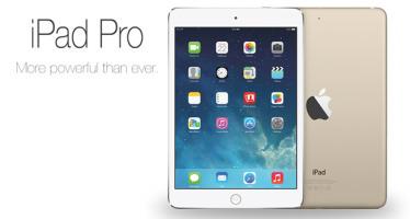 iPad Pro получит 12,2″ экран.