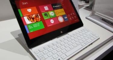 LG Tab Book Duo — Windows-планшет с клавиатурой