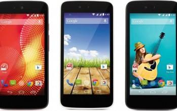 Symphony Roar A50 — смартфон на Android One
