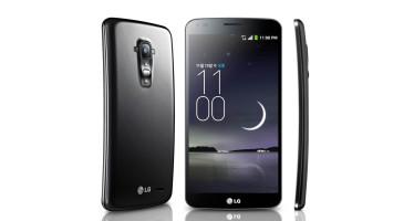 LG G Flex 2: ещё один «гнутый» смартфон
