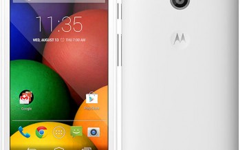 В Интернете замечен смартфон Moto E второго поколения