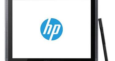 Новинки планшетов от Hewlett-Packard